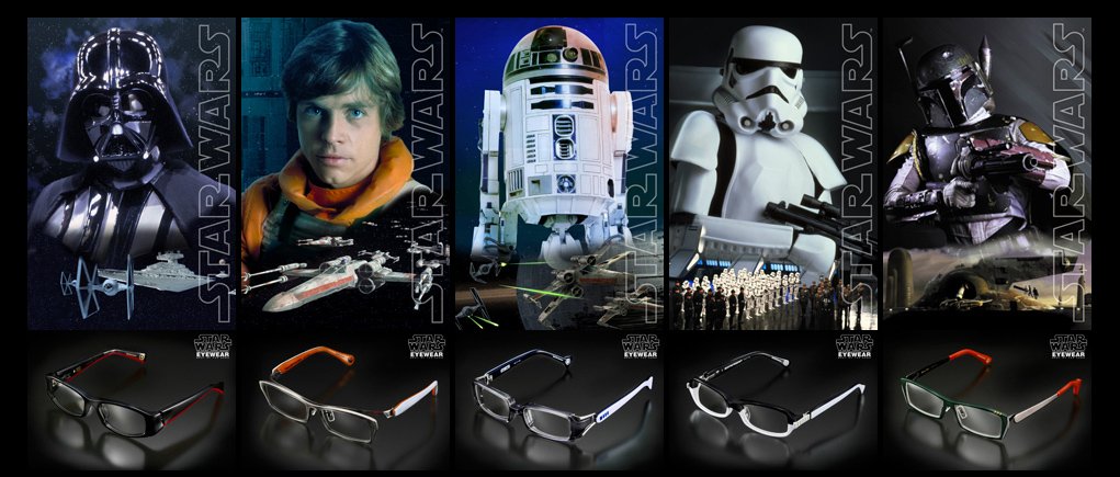 star wars eyewear glasses 0