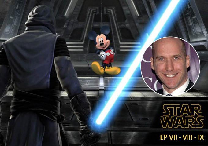 michael arndt writing star wars Episode 7