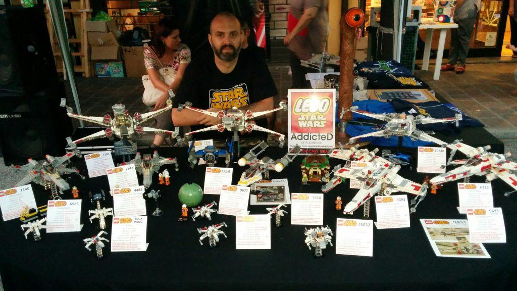 Collezione Lego X-Wing Starfighter - Foto di Roby Rani