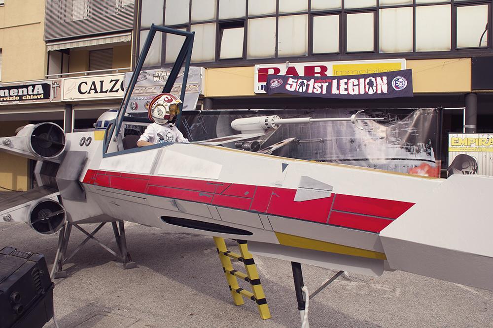 X-Wing Starfighter - Foto di Pasquale Belvito
