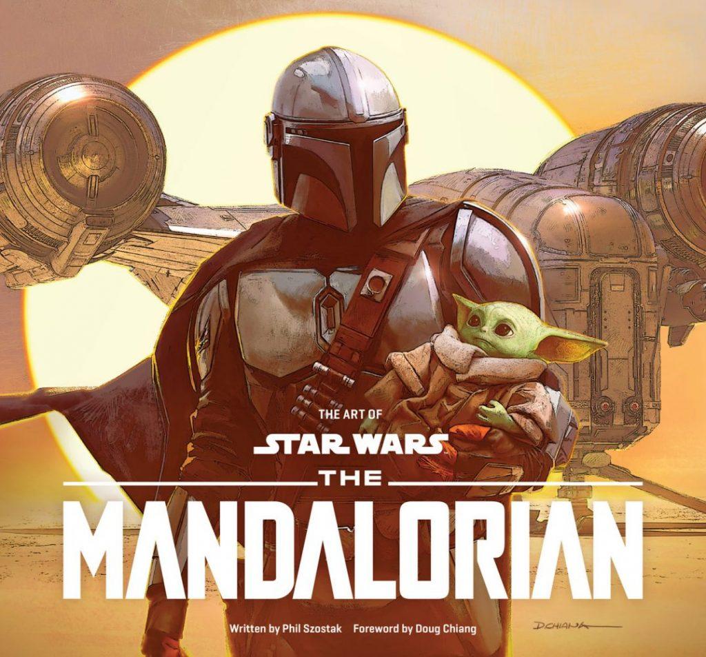 The Mandalorian pubblicazioni