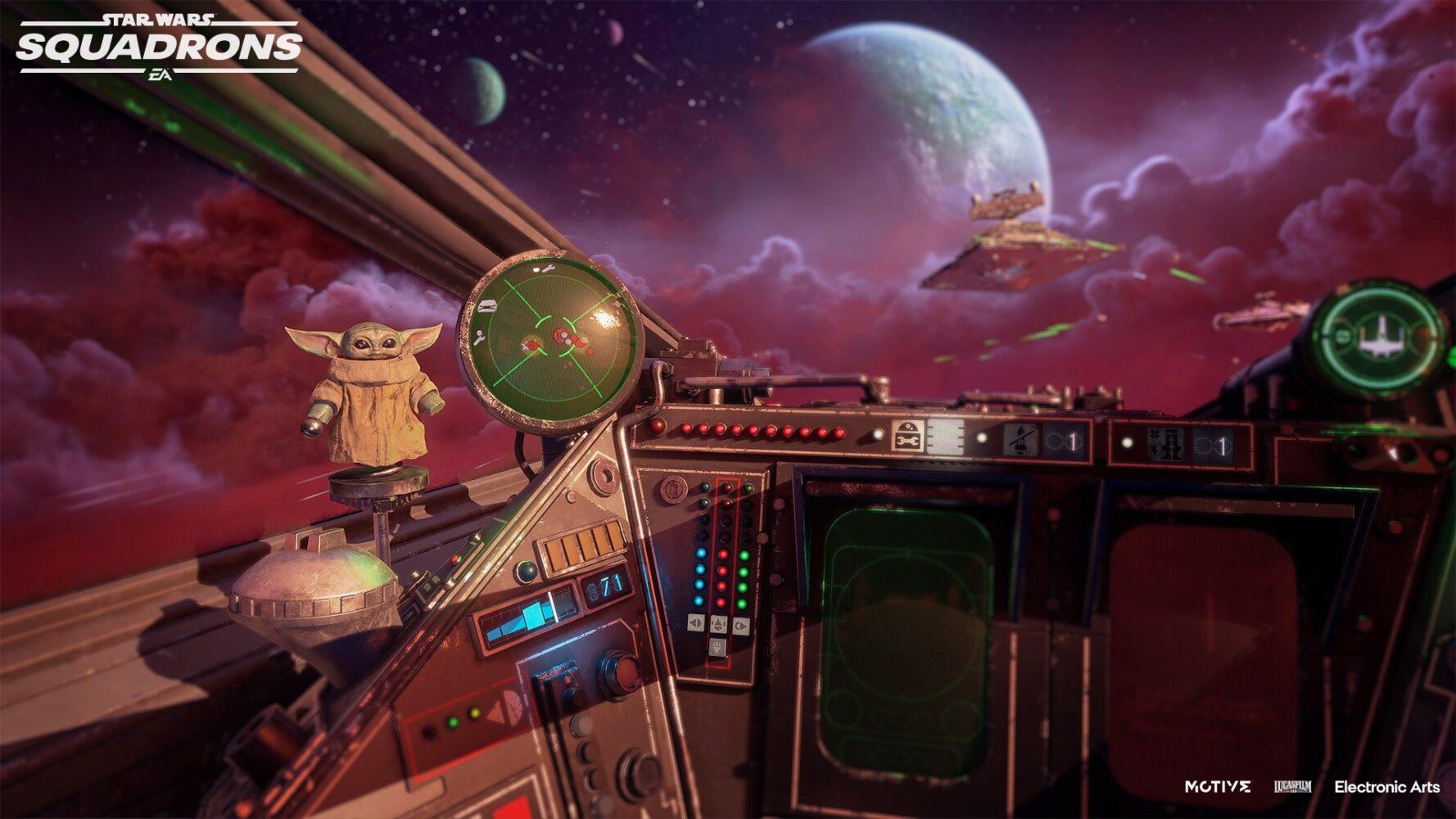 The Mandalorian DLC Squadrons