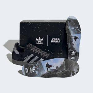 the mandalorian linea Adidas