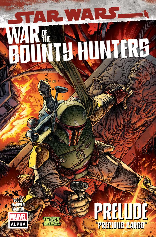 War of The Bounty Hunters alpha