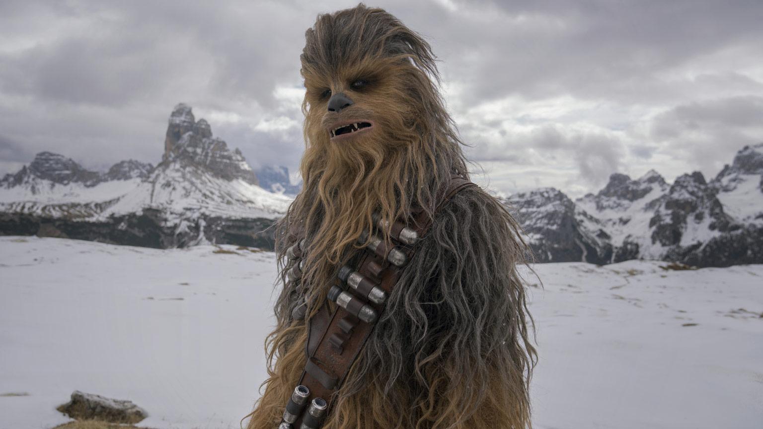 Chewbacca Andor