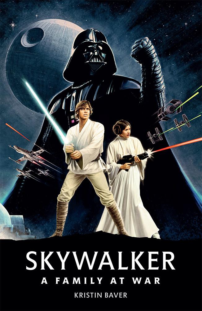 Skywalker: A Family At War copertina