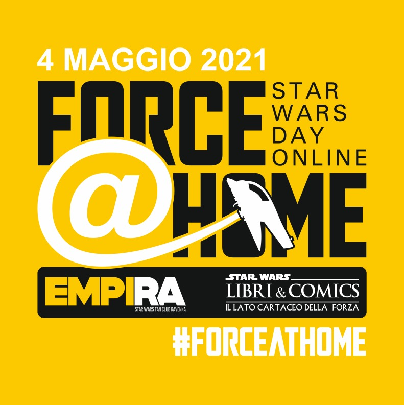 star wars day force@home
