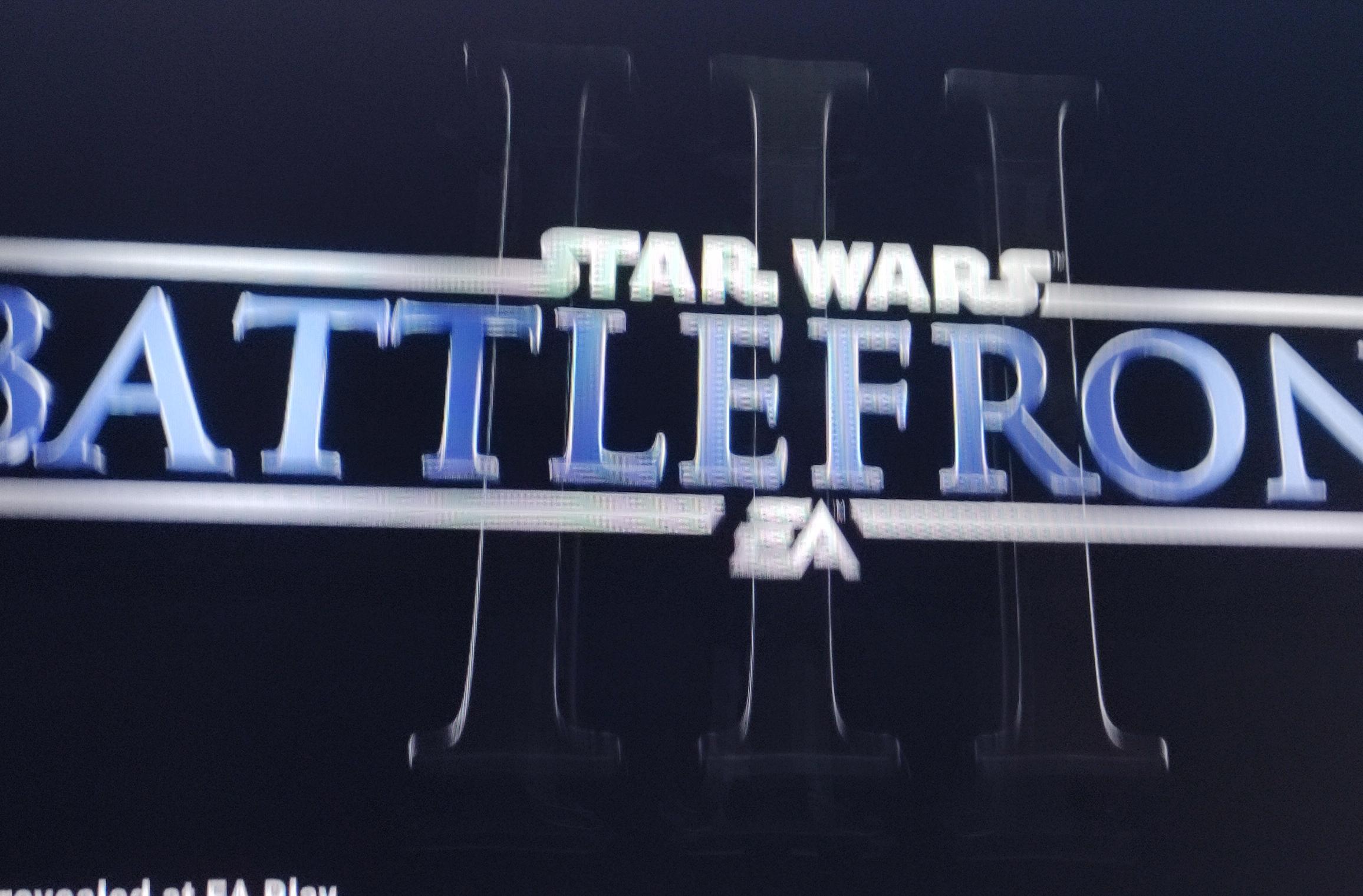 Star Wars Battlefront 3