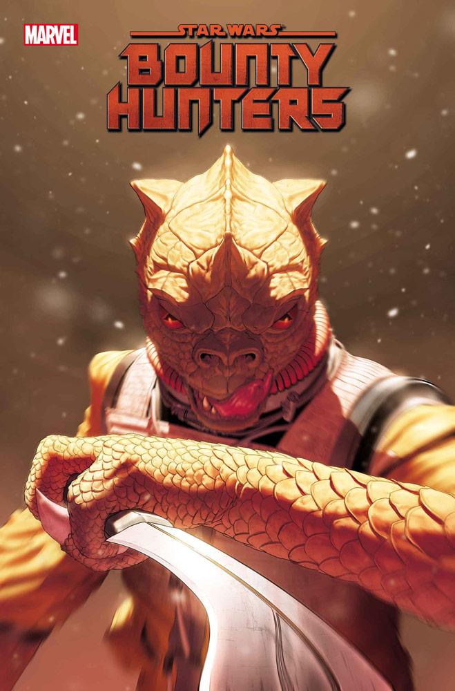 Star Wars Bounty Hunters copertina