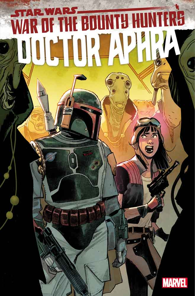 Doctor Aphra #12 cover