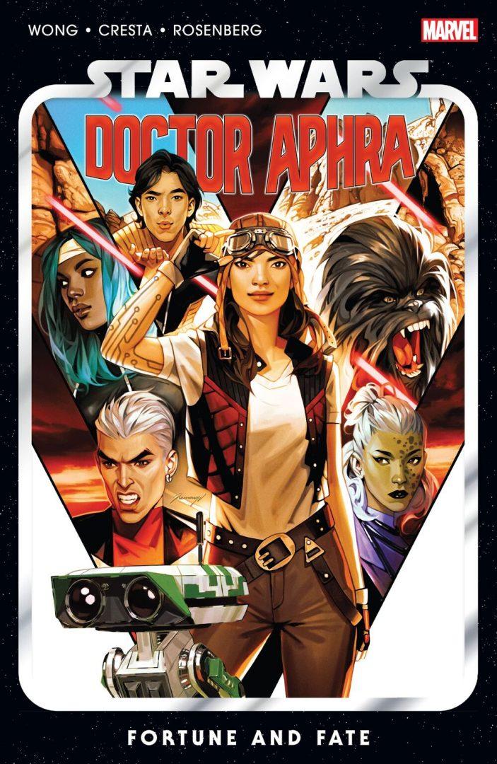 Doctor Aphra vol.1 copertina