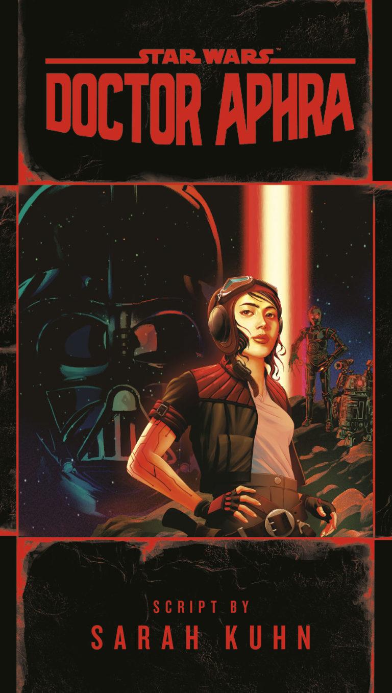 Star Wars Doctor Aphra copertina