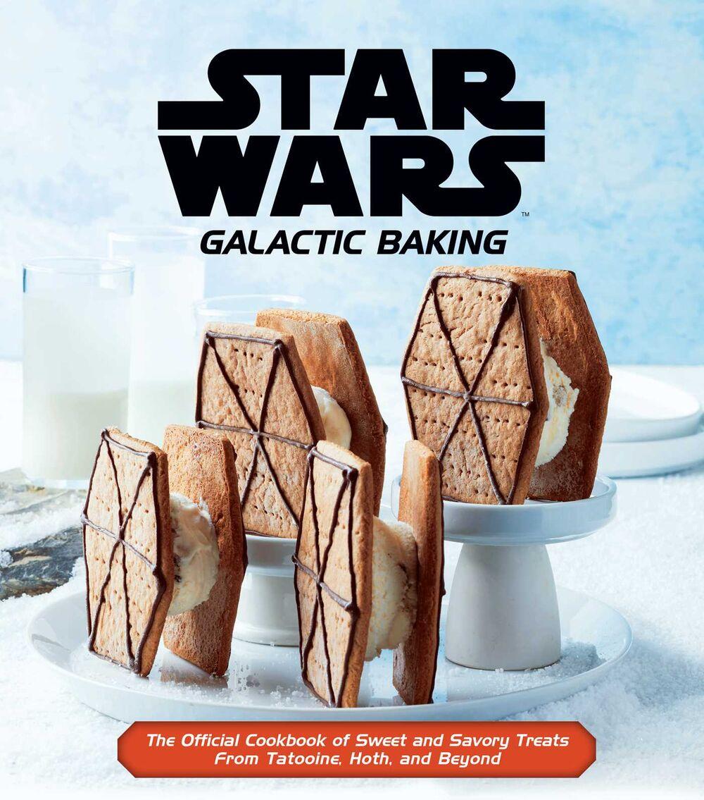 Star Wars Galactic Baking copertina