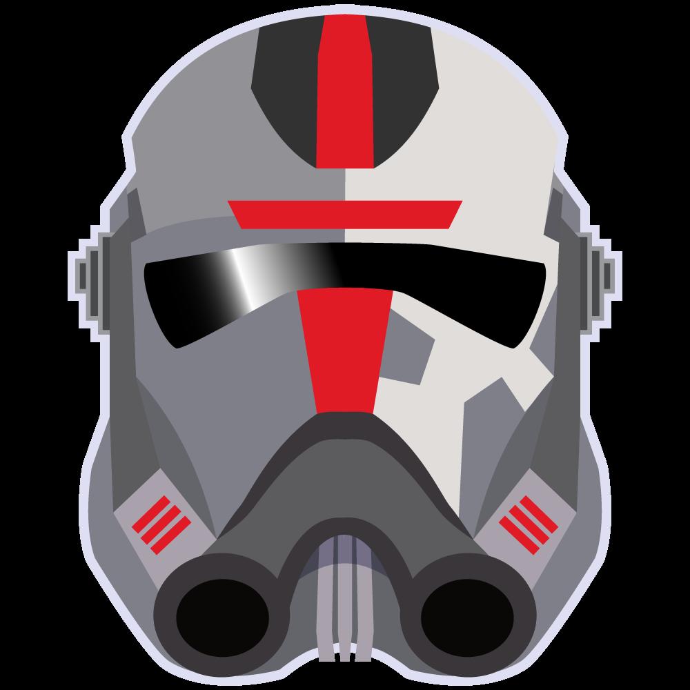 The Bad Batch Hunter emoji