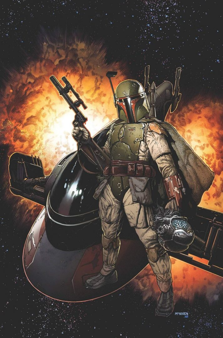 Star Wars La Guerra dei Cacciatori di Taglie