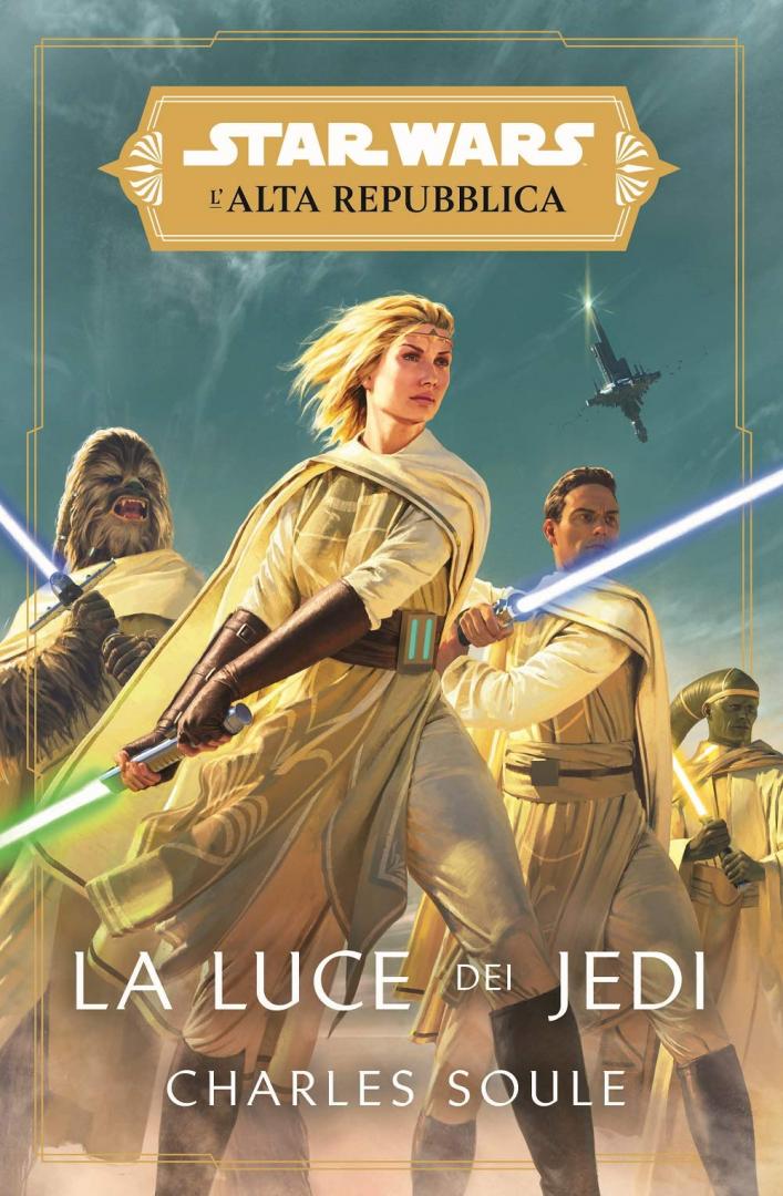 L'Alta Repubblica La Luce dei Jedi copertina