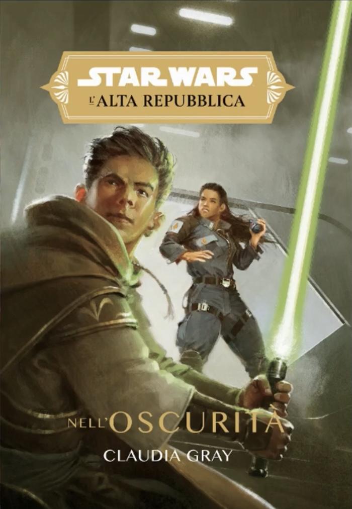 Alta Repubblica Nell'Oscurità copertina