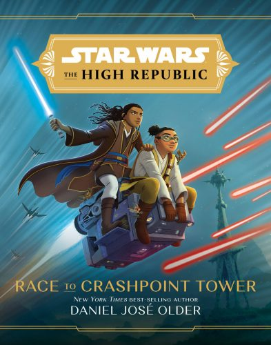 Alta Repubblica Corsa alla Torre Crashpoint copertina