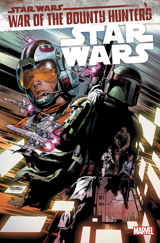 Star Wars #15 cover