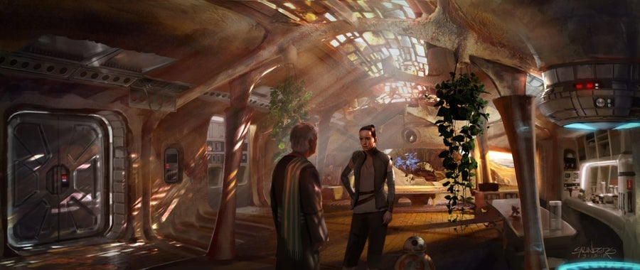 Star Wars: L'Ascesa di Skywalker concept
