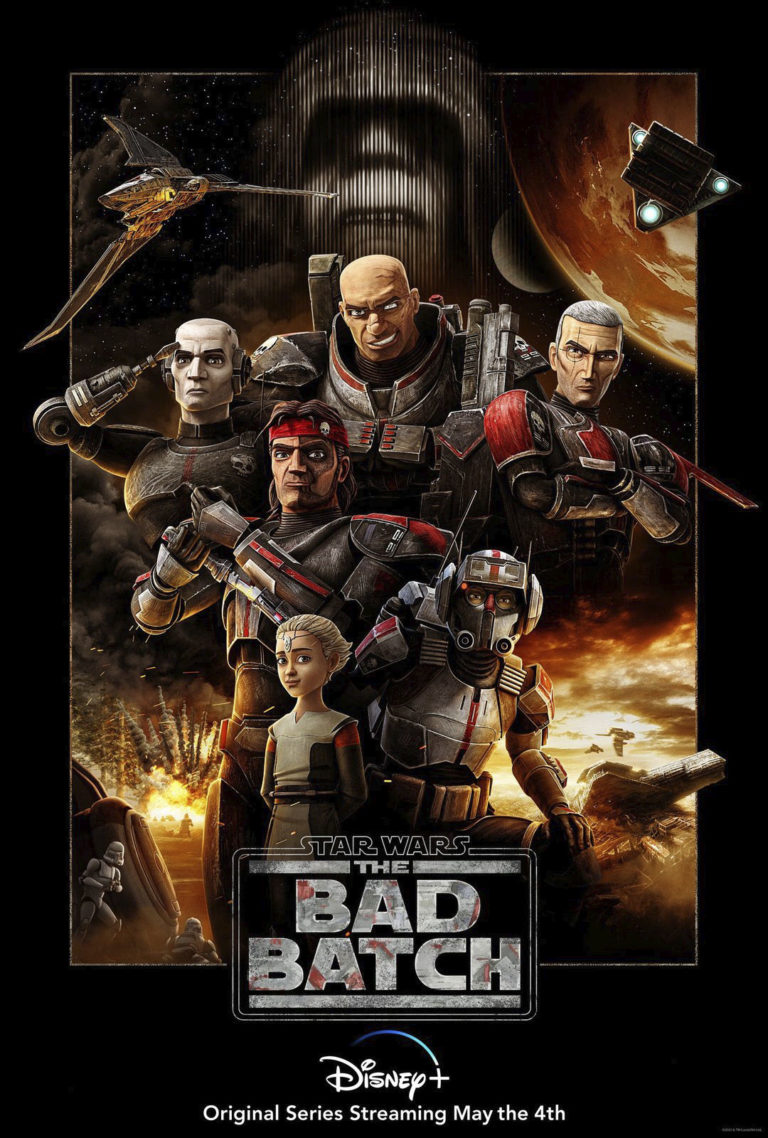 The Bad Batch poster ufficiale