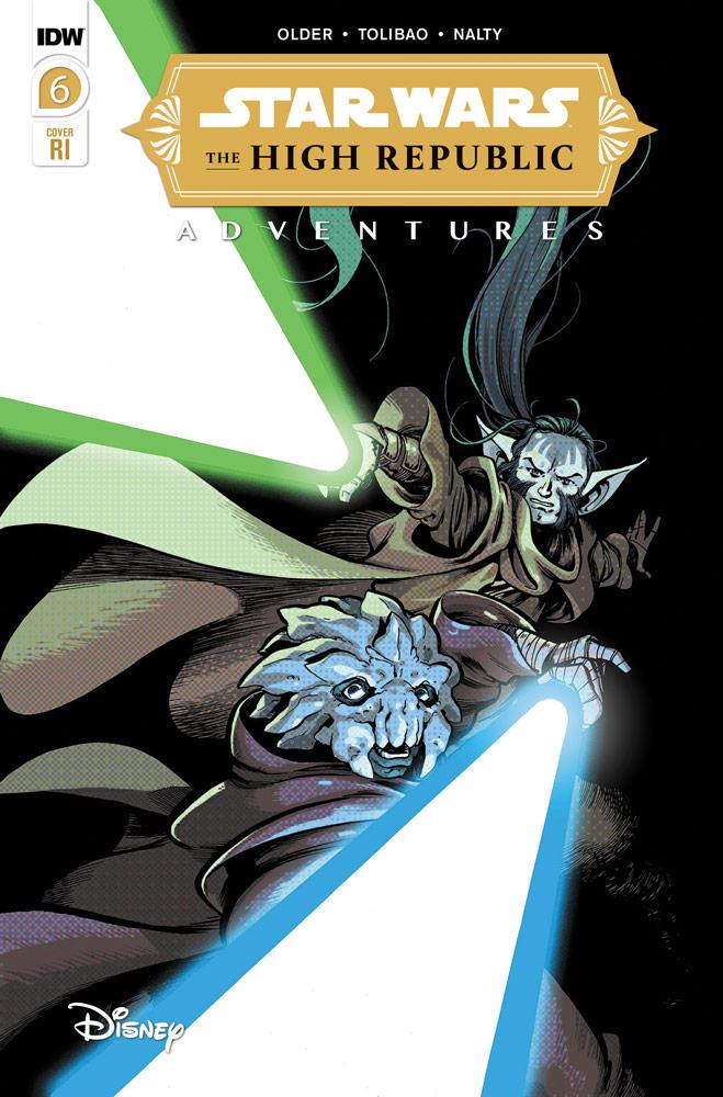 The High Republic Adventures #6 cover