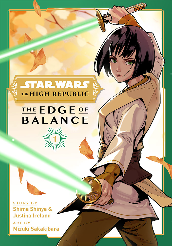 The High Republic The Edge of Balance cover