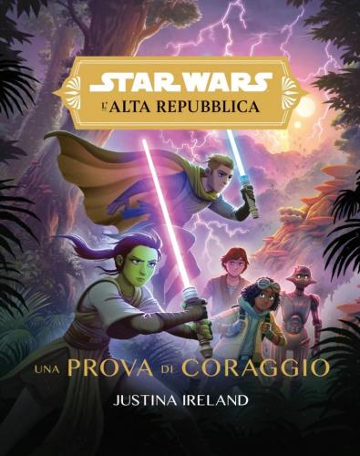 L'Alta Repubblica Una Prova di Coraggio copertina