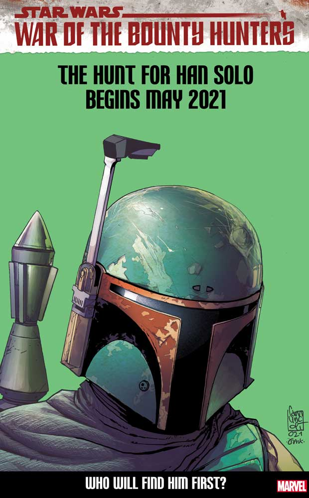 War of the Bounty Hunters 2 variant