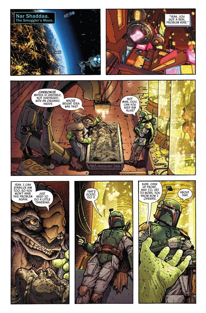 Star Wars War of the Bounty Hunters 4