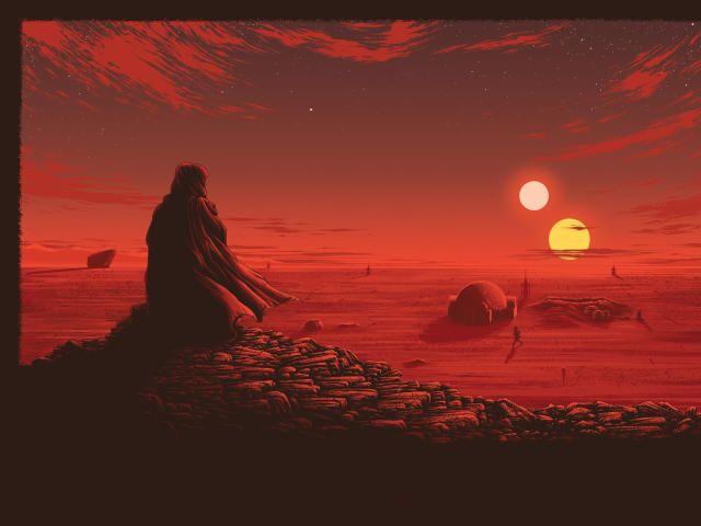 Kenobi fan art