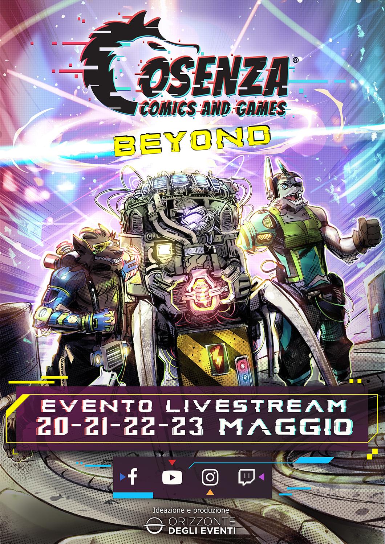 Empira Cosenza Comics and Games 2021
