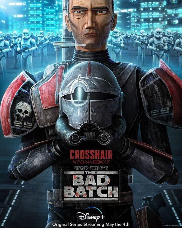 The Bad Batch Crosshair