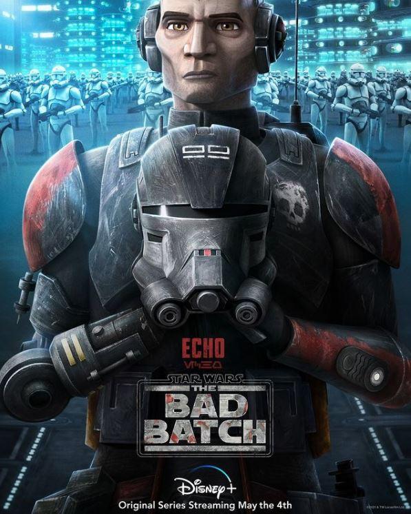 The Bad Batch Echo
