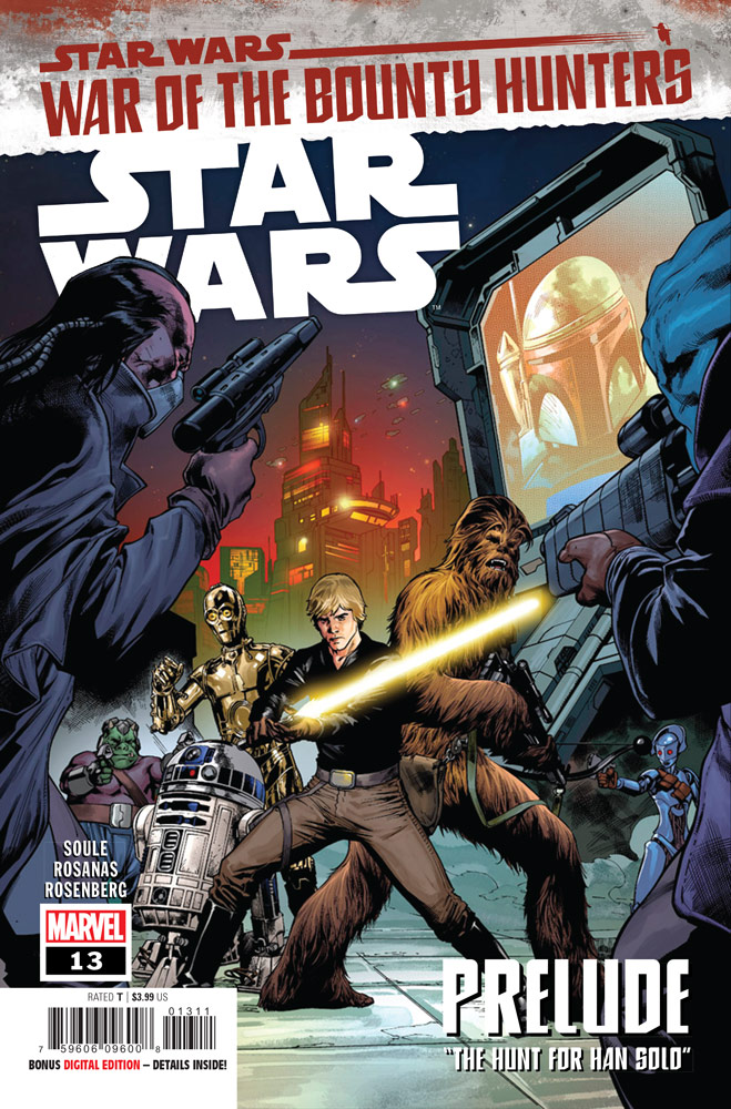 Star Wars (2020) #13 cover