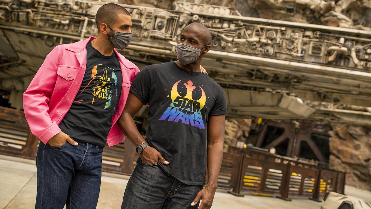 Star Wars Pride Month t-shirt
