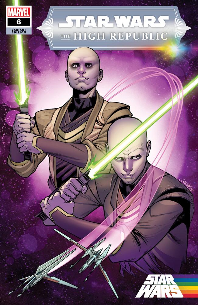 Star Wars The High Republic variant