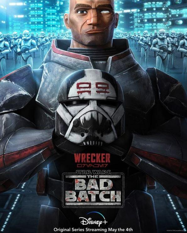 The Bad Batch Wrecker