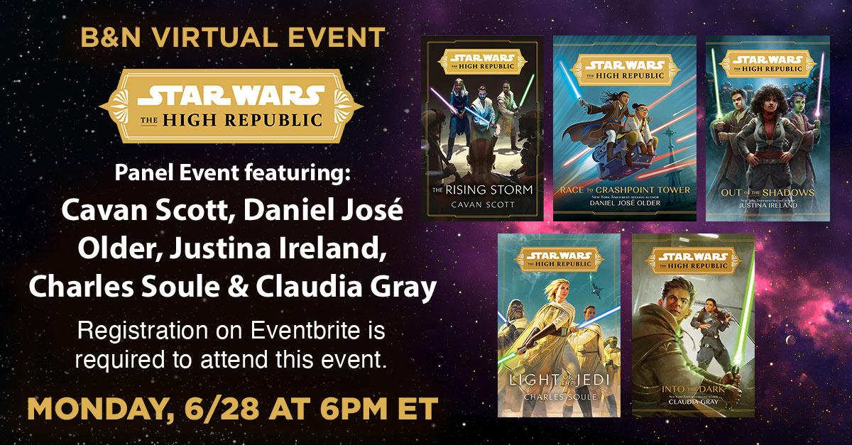 The High Republic evento