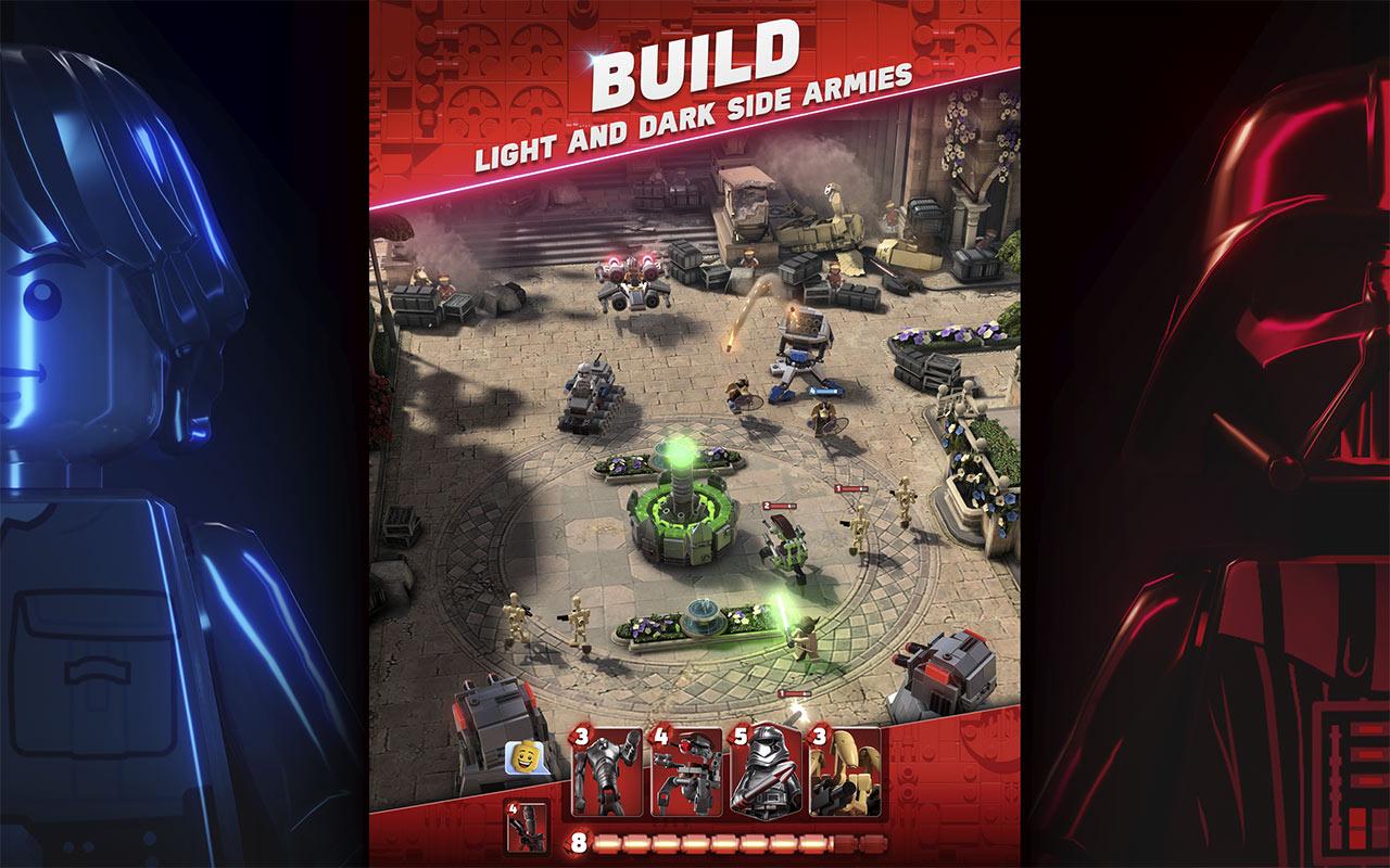 LEGO Star Wars Battles battaglia