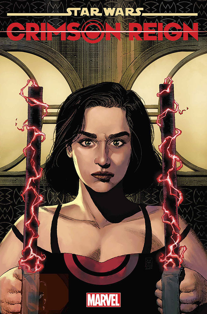 Crimson Reign copertina 2