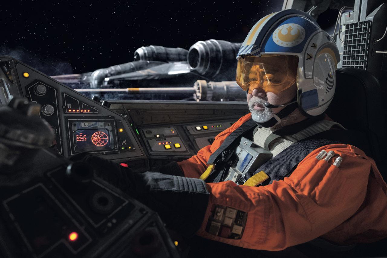 The Mandalorian Carson Teva, Capitano della Nuova Repubblica