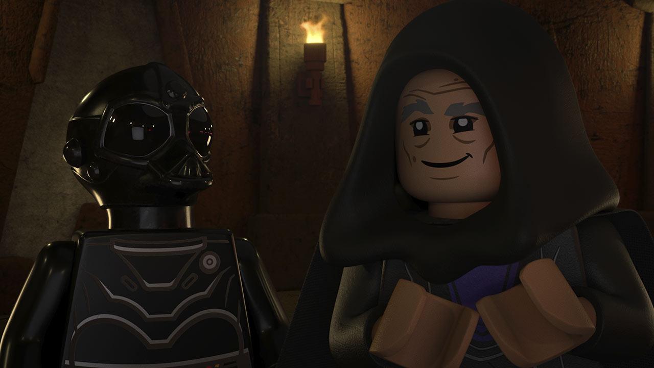 LEGO Star Wars Vaneé