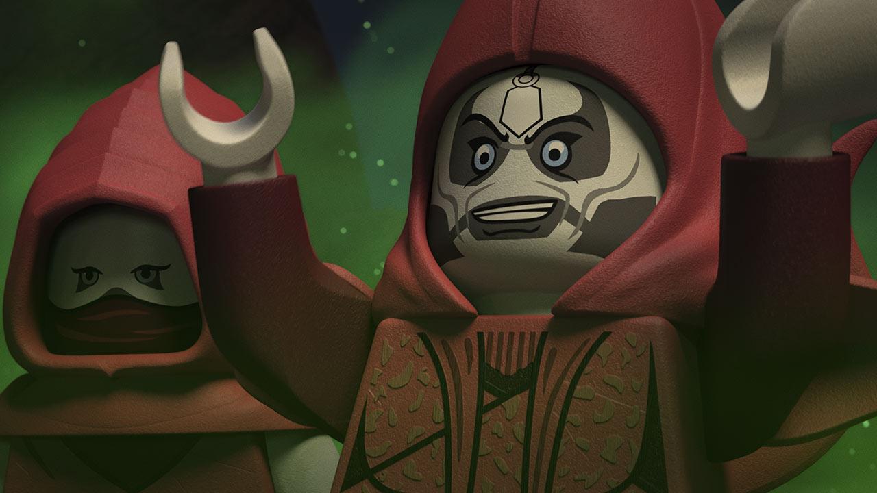 LEGO Star Wars Madre Talzin