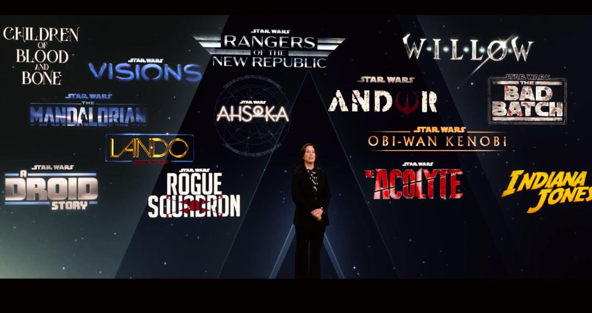 Star Wars Kathleen Kennedy