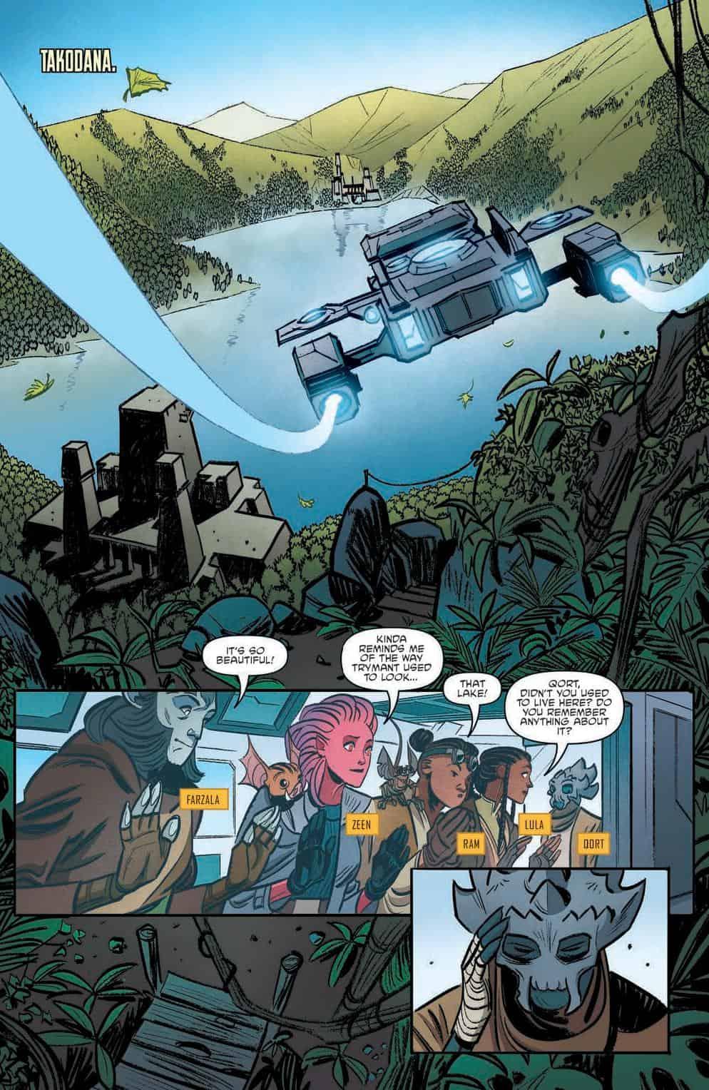 The High Republic Adventures pagina 2