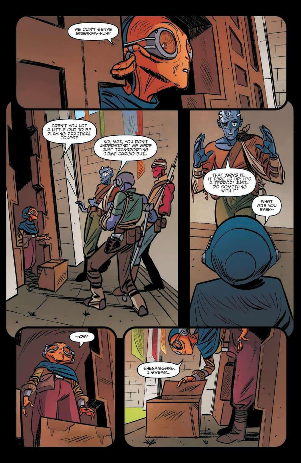 The High Republic Adventures pagina 4
