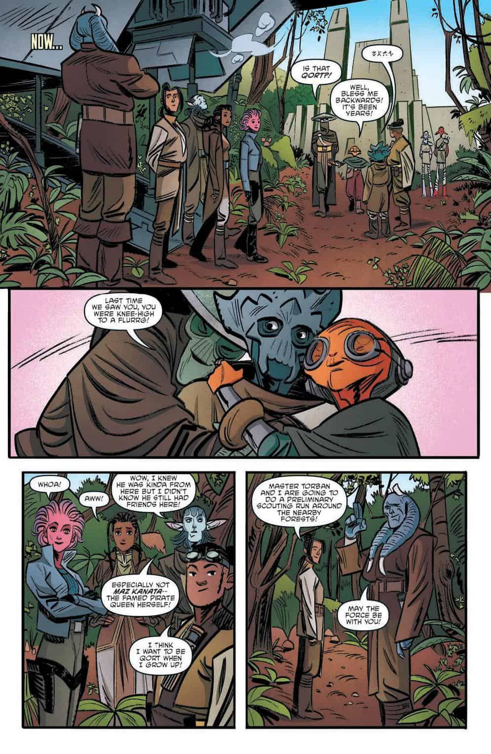 The High Republic Adventures pagina 6