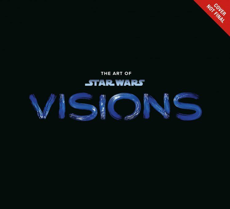 The Art of Visions copertina provvisoria